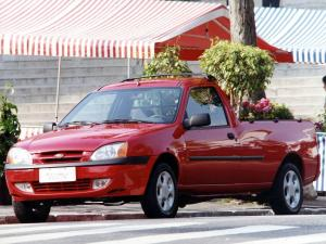 2000 Ford Courier RS
